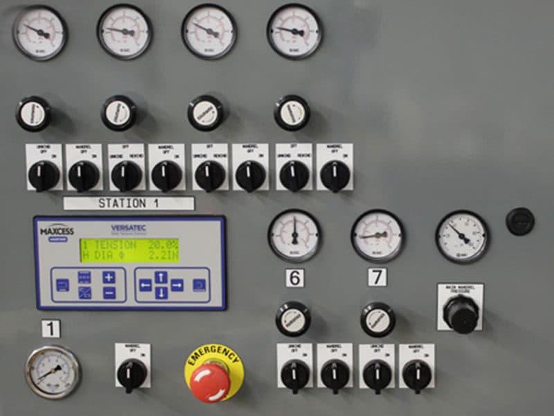 Simple pneumatic controls